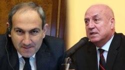 «Ելք»-ը որոշել է Փաշինյան – Գեղամյան միջադեպը դարձնել էթիկայի հարցով հանձնաժողովի քննարկման թեմա