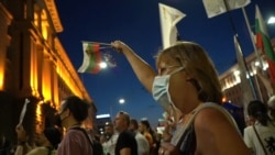 Thousands March In Bulgaria, Demanding Resignation Of Government