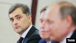Russian presidential aide Vladislav Surkov says Russia's openness will be limited in the future.