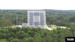 Peterburqda «Voronej» radiolokasiya stansiyası