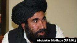 Mullah Abdul Salam Zaeef, a former Taliban diplomat.