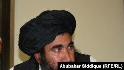 ملا عبدالسلام ضعیف که قبل از اعزام به زندان گونتانامو در پاکستان از رژیم طالبان نماینده گی می کرد