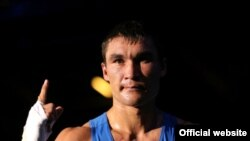 Қазақ боксшысы Серік Сәпиев. Лондон, 10 тамыз 2012 жыл