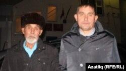 Әхмәтбизан Борһанов улы Нияз белән