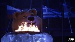 Церемония закрытия Игр в Сочи 2014 года