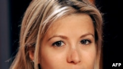 Французская журналистка Тристан Банон (2004)