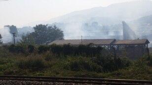 Dan nakon požara pogoni Krivaje u Zavidovićima