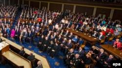 Pamje nga një seancë e mëparshme në Dhomën Përfaqësuese të Kongresit të Shteteve të Bashkuara