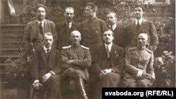 Народны Сакратарыят БНР, 1918