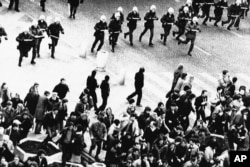 Маніфэстацыя ў памяць самаспаленьня Яна Палаха, 15 студзеня 1989