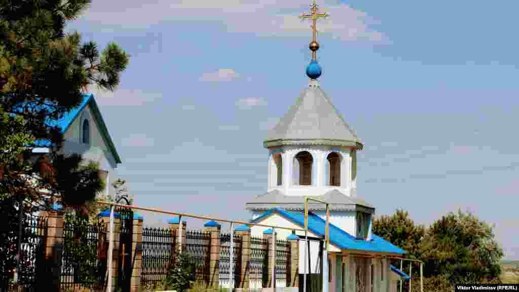 Церква Казанської ікони Божої Матері