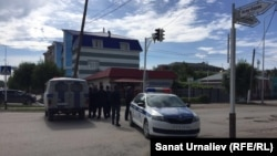 Спецоперация против напавших на Актобе. 10 июня 2016 года.