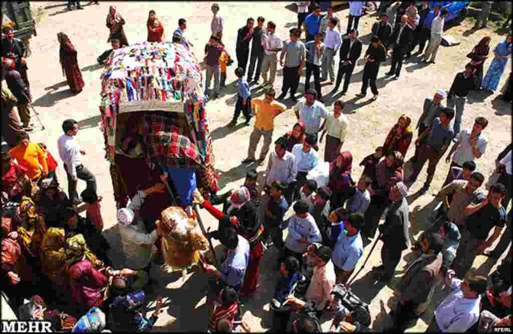 ترکمن های ایران در گلستان و تربت جام #3