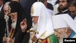 """Грузинский иерарх награжден """"За особые заслуги в деле укрепления братских уз между православными народами и Церквями"""""""