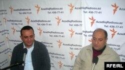 Zöhrab İsmayıl və Musa Quliyev