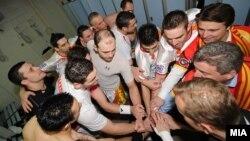 Претседателот Ѓорге Иванов им ја честита победата на ракометарите, кои во Белград ја совладаа Полска со 27-25 на ЕП во Србија.