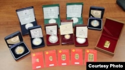 Collector Coins of the National Bank of the Kyrgyz Republic