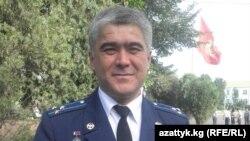 Салижан Шарипов Ошто, 2011-жылдын 10-июну.