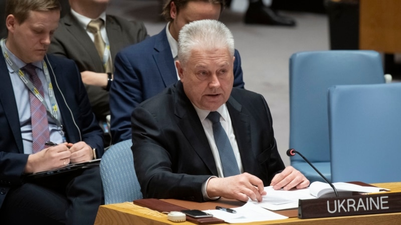 UN Security Council Rejects Russian Request For Ukraine Meeting