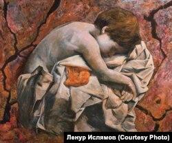 Рустем Эминов. На чужой земле (Из собрания Ленура Ислямова)