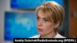 Міністр освіти й науки Лілія Гриневич