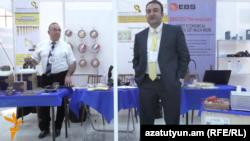 Սիրիահայ գործարարների ցուցահանդեսը Երևանում, 20-ը մայիսի, 2016թ․