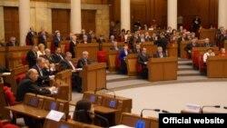 Парламент Білорусі, архівне фото