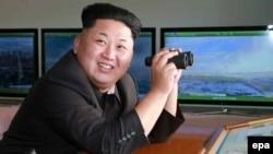 Төньяк Корея башлыгы Ким Чен Ын