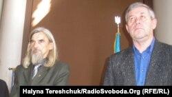 Юрий Дмитриев и Сергей Колтырин, 2012 год