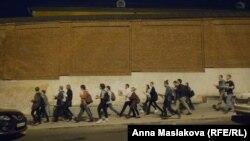 """Кадр из фильма """"Бессрочный протест"""""""