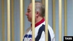 Сергей Скрипаль на суде в Москве в 2006 году.