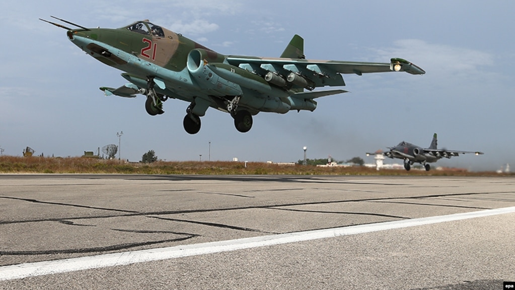 Russia Confirms Warplane Downed Over Syria Pilot Dead