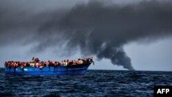 Migranti 20 kilometara od obala Libije, na putu ka Italiji