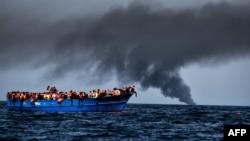 Migrantlaryň Halkara Guramasy şu ýyl Ortaýer deňzinde 4 müň 220 migrantyň heläk bolandygyny aýtdy.