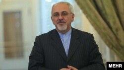 محمدجواد ظریف٬ وزیر خارجه جمهوری اسلامی