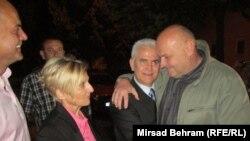 Претседателот на Федерацијата БиХ Живко Будимир