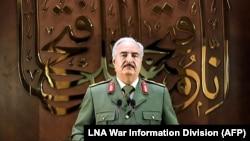 Лвійський командувач Халіф Хафтар