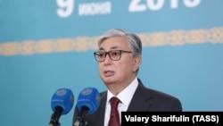 Президент Казахстану Касим-Жомарт Токаєв