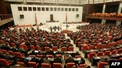 Заседание парламента Турции (архив)