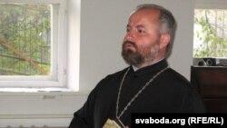 Настаяцель Калоскай царквы Аляксандар Балоньнікаў