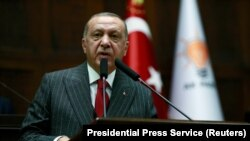 Turkish President Recep Tayyip Erdogan says his country will work with Russia on producing S-500 missile systems.