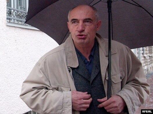 Slobodan Pejović, novembar 2009. godine