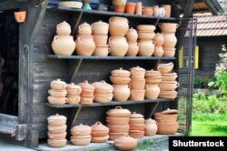 Pots on sale in Zlakusa