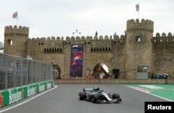 Bakıda Formula-1