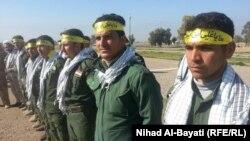İŞİD-ə qarşı döyüşən türkmanlar