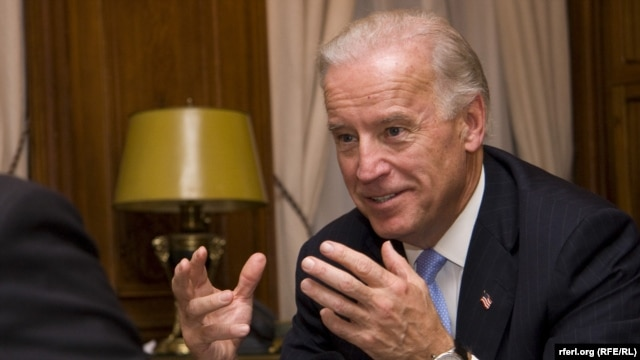 U.S. Vice President Joe Biden (file photo)