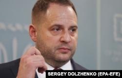 Андрій Єрмак, керівник Офісу президента