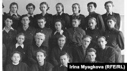 Из личного архива Ирины Мягковой