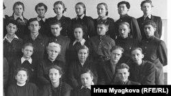 Из архива Ирины Мягковой