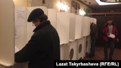 Выборы президента Кыргызстана. 15 октября 2017 года.